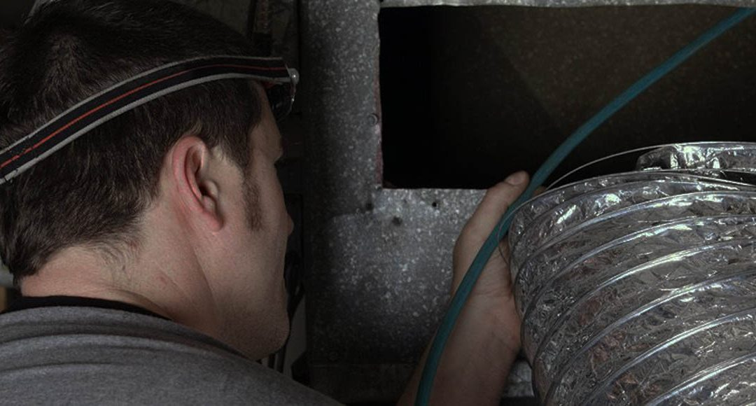 Part III – Ductwork Cleaning Continues at Large Twin Cities Facility