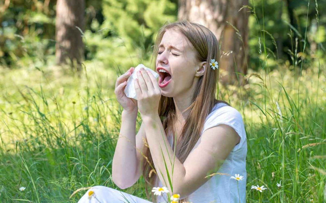 Pollen Season and Your Air Ducts