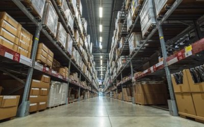 Taking Care of Business: Warehouse and Industrial Cleaning