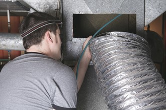 Our Air Duct Cleaning Process